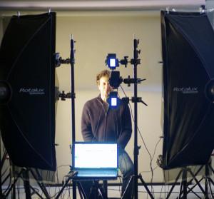 Set up một hệ thống scan 3D bằng máy ảnh