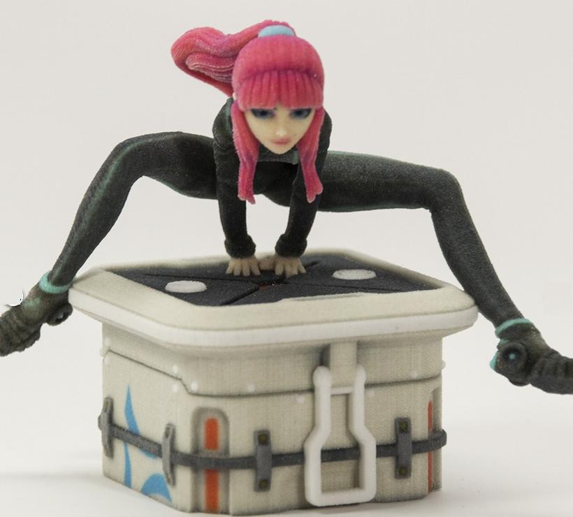 Làm thế nào để tự in 3D bức tượng của chính bạn?