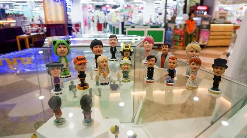 Trải nghiệm dịch vụ 3D Full color đầu tiên tại Việt Nam